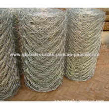 Anping Hexagonal Mesh with 0.8 to 4mm Wire Diameter