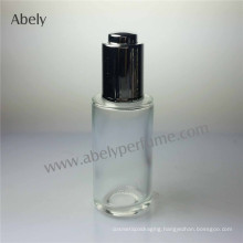 Spray Glass Perfume Oil Bottle with Pump