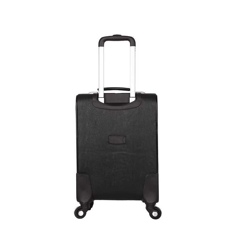PU Leather travel luggage set