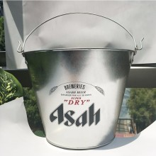 High quality tin plate ice bucket