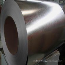 galvanized steel sheet and galvanized steel coil