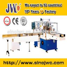 Buena calidad máquina de embalaje tri-dimensional automática de la servilleta del tejido de la venta caliente