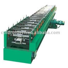 Quadratisches Stahlrohr, das Maschine herstellt