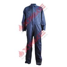 100% coton frc coverall vêtements de travail pour la protection