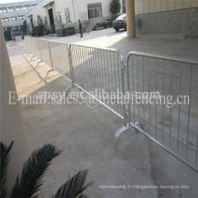 4 '6' 8 'pas cher les barricades de concert de barrière de style de pied de pont