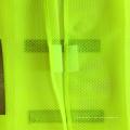 Gilet de sécurité en maille à bas prix avec bande réfléchissante UAE