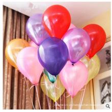 Globos redondos de la perla 10 pulgadas, globos de la publicidad, globos al por mayor de la boda