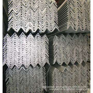 Hight Quality Hot Rolled Carbon Steel Angle Iron on Sales