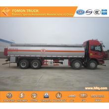 FOTON 8X4 24500L fuel tank truck