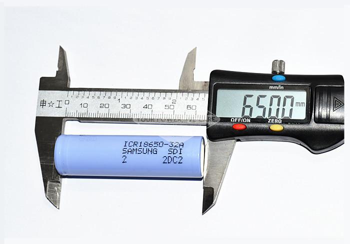 Wholesale Samsung-32A 3200mAh 3.7V 18650