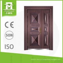 Сын и мать медные двери для экстерьера из Чжэцзяна