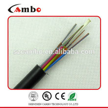 Preço de fábrica Cabo de fibra óptica protegido por UV para antena 48 núcleo