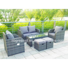 Lay Down Outdoor Rattan Garden Furniture (GN-9103-1S)