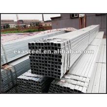 Profilé en acier galvanisé Profilé carré