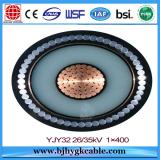 1x120 mm2 CU/XLPE/CTS/LLDPE/AWA/LLDPE 6.35/11(12) kV