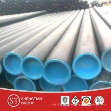 Китай Производитель Бесшовные трубы из углеродистой стали ASTM A106 / Трубы из углеродистой стали ASTM API 5L / Бесшовные стальные трубы черного цвета Sch40 Sch80