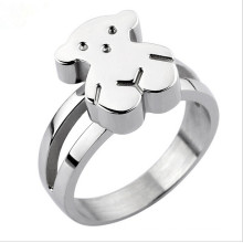 Joyas de acero inoxidable señora moda anillo (hdx1076)