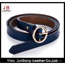Skinny Fashion Leather Belt for Women Dresses