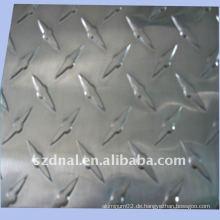 Aluminium Stuck geprägtes Blatt