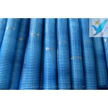 10mm * 10mm 2.5 * 2.5 90G / M2 Plaster Glass Fiber Net