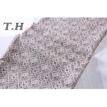 Jacquard Tissu d'ameublement 100% polyester moderne