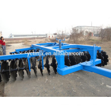 compact tractor opposed disc harrow