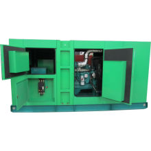 Cummins diesel 250kva / 200kw silenciador conjunto gerador com alternador trifásico