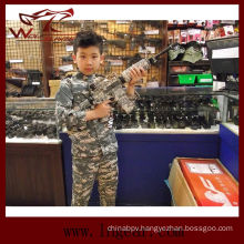 Tactical Us Army Military Camouflage Uniform for Children at Camo