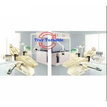 Luxuxklinische elektrische zahnmedizinische Stuhl-Maßeinheit
