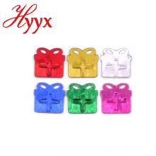 HYYX mejores confeti decoraciones de papel de colores suministros de decoración de navidad