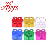 HYYX лучшей конфетти разноцветные бумажные украшения Рождество поставок украшения