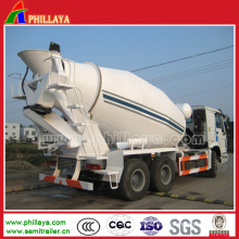 Power Station Installed Mixer Concrete Mixing