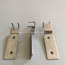 máquina de tricô de urdidura LIBA Agulha de gancho de inserção de trama