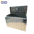 Aluminum Truck Tool Box Underbody Trailer Storage With Lock