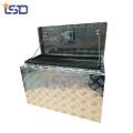 Мини Портативный алюминиевый ящик для хранения инструментов для погрузки Мини Портативный алюминиевый ящик для хранения инструментов для погрузки