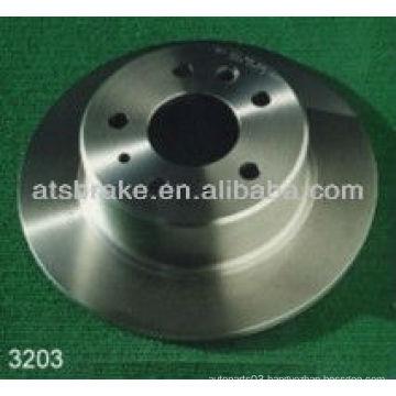 Brake disc rotor rear brake dsic for Mecedes-Benz