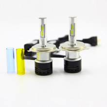 Hellste Scheinwerfer auf dem Markt V5 (h4) führten Scheinwerferbirne geführtes Hauptlicht mit intelligentem Ventilator
