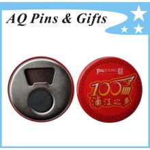 Bottle Opener Tinplate Button Badge en Quick Turnaround (botón badge-53)