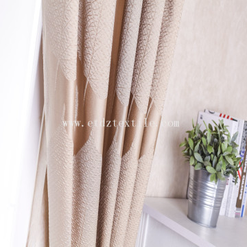 Typical Special Yarn Dyed Linen Looking Jacquard Curtain