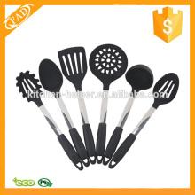 Modisches Design Silikon Küchengerät Werkzeug Set