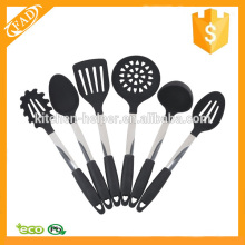 Fashionable Design Silicone Kitchen Utensil Tool Set