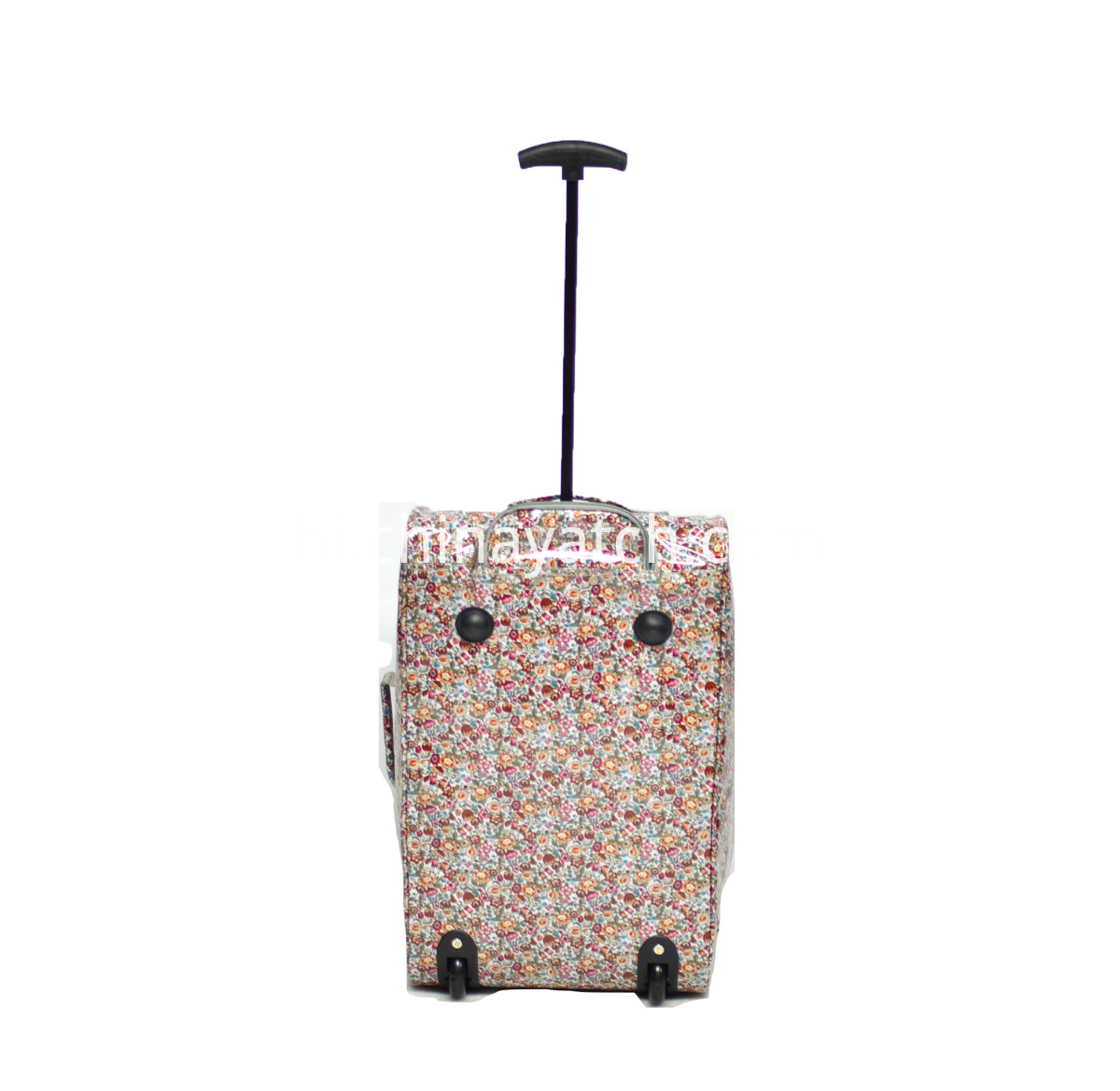 2 Wheels Single Trolley Ba