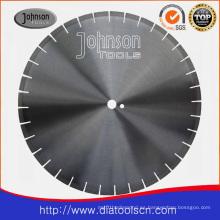 Lámina de sierra silenciosa: Láser de 500 mm de diamante de hoja de sierra