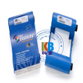 P100i, P110i, P120i Blanc 850 Images Ruban d'imprimante pour cartes d'identité en pvc