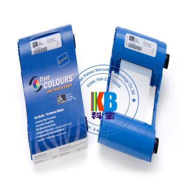 P100i, P110i, P120i White 850 Images 800015-909 pvc id card printer ribbon