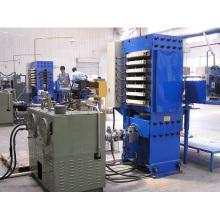 6-Player Automatische Heißpressen Maschine (SJ644)