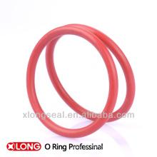 Sellos personalizados del o-anillo del silicón del OEM de la alta calidad