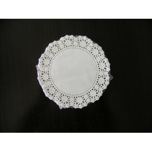 6.5inch round paper doily