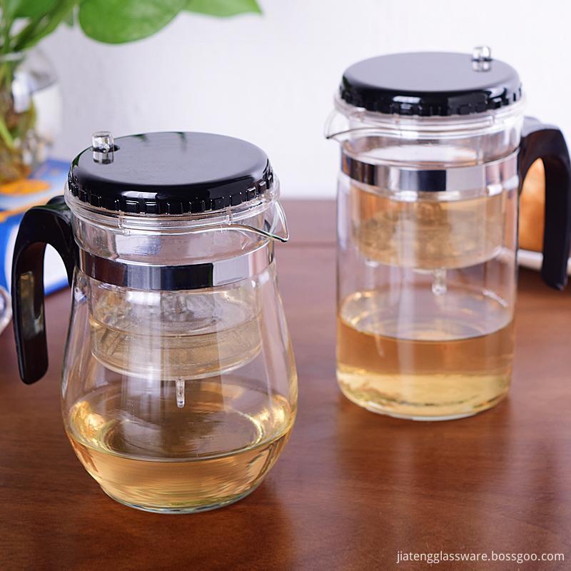 japanese glass teapot