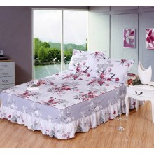 Gedruckte Fitted Bed Rock King/Queen-Size